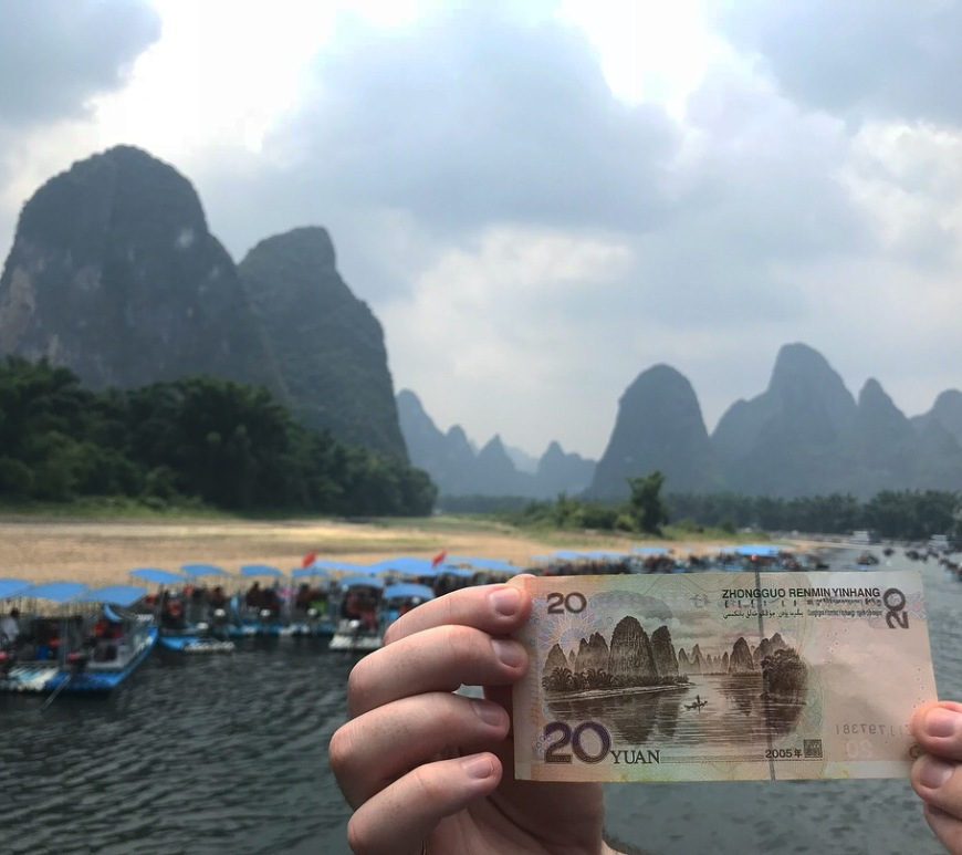 Guilin Boat Tour