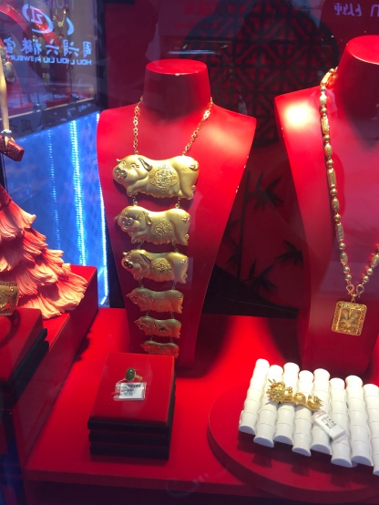 Cantonese Wedding Necklace